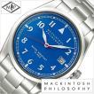マッキントッシュフィロソフィー腕時計 MACKINTOSH PHILOSOPHY 腕時計 マッキントッシュ フィロソフィー 時計 メンズ腕時計/ブルー/FBZT983 セール