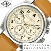マッキントッシュフィロソフィー腕時計 MACKINTOSH PHILOSOPHY 腕時計 マッキントッシュ フィロソフィー 時計 メンズ腕時計/イエロー/FBZV984 セール