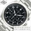 マッキントッシュフィロソフィー腕時計 MACKINTOSH PHILOSOPHY 腕時計 マッキントッシュ フィロソフィー 時計 メンズ腕時計/ブラック/FBZV986 セール