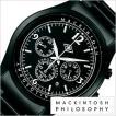 マッキントッシュフィロソフィー 腕時計 ブリストル 腕時計 ブラック FBZV998 セール