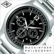 マッキントッシュフィロソフィー 腕時計 ブリストル 腕時計 ブラック FBZV999 セール