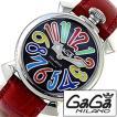 ガガミラノ 腕時計 GaGaMILANO マヌアーレ 40MM アッチャイオ メンズ レディース 時計GG-5020.2 セール
