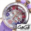 ガガ ミラノ 腕時計 GaGa MILANO クロノ GG-60569-PU メンズ セール
