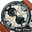 エンジェルクローバー 腕時計 AngelClover 時計 タイムクラフト NTC48BSB-LB メンズ