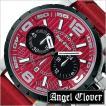 AngelClover腕時計 エンジェルクローバー時計 AngelClover 腕時計 エンジェルクローバー 時計 タイムクラフト TIME CRAFT  NTC48SRE-RE セール