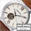 ニューヨーカー 腕時計 NEW YORKER トラッドマン 2 NY001-02 メンズ セール