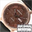 ニューヨーカー 腕時計 NEW YORKER トラッドマン NY002-09 メンズ セール