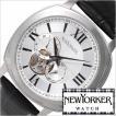ニューヨーカー 腕時計 NEW YORKER タイムパーソン NY003-02 メンズ セール