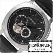 ニューヨーカー 腕時計 NEW YORKER タイムパーソン NY003-03 メンズ セール