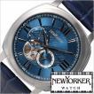 ニューヨーカー 腕時計 NEW YORKER タイムパーソン NY003-05 メンズ セール