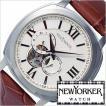 ニューヨーカー 腕時計 NEW YORKER タイムパーソン NY003-07 メンズ セール