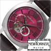 ニューヨーカー 腕時計 NEW YORKER タイムパーソン NY003-08 メンズ セール