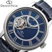 オリエント 腕時計 ORIENT 時計 オリエントスター セミスケルトン RK-HH0002L メンズ