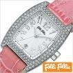 フォリフォリ 腕時計 FolliFollie 時計 レディース S922ZI-SLV-PNK セール