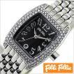 フォリフォリ腕時計 FolliFollie FolliFollie 腕時計 フォリフォリ 時計 フォリフォリ時計 レディース時計 WF5T081BDK