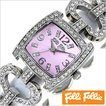 フォリフォリ 腕時計 FolliFollie  レディース  WF5T120BPP セール