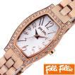 フォリフォリ 腕時計 FolliFollie レディース WF8B026BPS ジルコニアベゼル セール