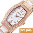 フォリフォリ 腕時計 folli follie 時計 デビュタントウォッチ WF8B026BPW レディース