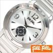 フォリフォリ 腕時計 FolliFollie 時計 WF8T046BSSXX メンズ レディース ユニセックス 男女兼用