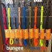 The Perfect Bungee The Adjust A Strap アジャスタブル バンジーストラップ ナイロンフック アウトドア 業務用 荷造紐 ツーリング made in USA BIHLERFLEX