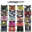 LATESHOW レイトショー ボクサーパンツ 下着 メンズ 【GAL】<br>【H-AC】■05150906【MB】