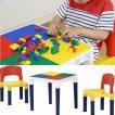 キッズテーブル/チェアセット/子供用/机/イス/椅子