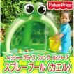 スプレープール(カエル)水遊びプール