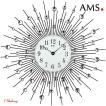 掛け時計AMS9380 アムス社ドイツ製