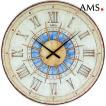 大型掛け時計AMS9230 アムス社ドイツ製 太陽時計