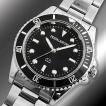 ペレバレンチノ腕時計 ブラック シルエット