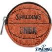 バスケットボール SPALDING NBAボール型コインケース スポルディング13-002