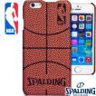 NBAバスケットボール SPALDING iPhone6ケース スポルディング11-00106