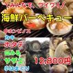 夏の海鮮BBQ 12800円 4~5 人前  人気なセット