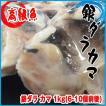 高級魚 銀ダラ カマ 1kg(6-10個前後) 稀少★築地