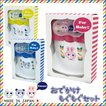 おでかけもぐもぐセット(おでかけ離乳食食器+ベビーエプロン) YUB-1500 ベビー用 離乳食 ベビー食器 かわいい ヤミー ギフト 出産祝い 日本製 大西賢製販
