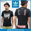 アディダス adidas Tシャツ 半袖 メンズ ロックンロール オリジナルス(adidas Rock N Roll S/S Tee Originals トップス 男性用 BS3128)