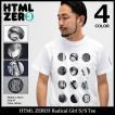 【送料無料】エイチティエムエル ゼロスリー HTML ZERO3 Tシャツ 半袖 メンズ ラディカル ガール(Radical Girl S/S Tee トップス)