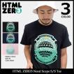 【送料無料】エイチティエムエル ゼロスリー HTML ZERO3 Tシャツ 半袖 メンズ ニード スコープ(Need Scope S/S Tee トップス)