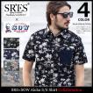 【送料無料】エスアールエス SRES シャツ 半袖 メンズ ソウ アロハ コラボ(SRS×SOW Aloha S/S Shirt トップス SHT00268 SHT00269)
