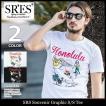 エスアールエス SRES Tシャツ 半袖 メンズ スーベニア グラフィック(SRS Souvenir Graphic S/S Tee カットソー トップス)