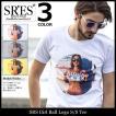 エスアールエス SRES Tシャツ 半袖 メンズ ガール ボール ロゴ(SRS Girl Ball Logo S/S Tee カットソー トップス)