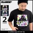 エクストララージ X-LARGE Tシャツ 半袖 メンズ ドウス OG(x-large Dose OG S/S Tee カットソー トップス M17D1105)