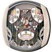 ディズニー からくり時計 FW563A 電波 掛け時計 セイコークロック SEIKO CLOCK ディズニータイム ミッキー&フレンズ