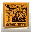 ERNIE BALL / #2833 HYBRiD SLiNKY (Round Wound Bass Strings) ベース弦