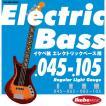 "Ikebe Original Electric Bass Strings ""イケベ弦 エレキベース用 045-105"" (Regular Light Gauge/IKB-EBS-45105)"