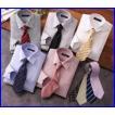 Mizuno/ミズノ A90FS100-01 メンズ ビジネスシャツ 半袖 (ホワイト) 【Mサイズ】 節電・クールビズYシャツ
