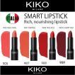 KIKO MILANO Smart Lipstick 口紅 キコ ミラノ リップスティック イタリア コスメ メイクアップ 日本未発売