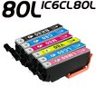 IC6CL80L増量6色セット