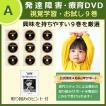 発達障害/絵カード/フラッシュカードDVD教材/言葉が出にくい子が「見て学べる」視覚学習ティンカーベル9巻