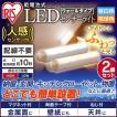 センサーライト 屋内 乾電池式 人感 防犯 ウォールタイプ BSL40WN-U・BSL40WL-U 2個セット アイリスオーヤマ 玄関灯 LED